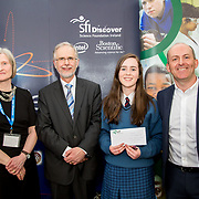 27.04.2016.          <br />  Kalin Foy and Ciara Coyle win SciFest@LIT<br /> Kalin Foy and Ciara Coyle from Colaiste Chiarain Croom to represent Limerick at Ireland's largest science competition.<br /> <br /> Desmond College College students, Yvonne Leahy and Fiona Kelly's project, Nutri-block, was Junior third in the Life Sciences Category.<br /> <br /> Of the over 110 projects exhibited at SciFest@LIT 2016, the top prize on the day went to Kalin Foy and Ciara Coyle from Colaiste Chiarain Croom for their project, 'To design and manufacture wireless trailer lights'. The runner-up prize went to a team from John the Baptist Community School, Hospital with their project on 'Educating the Youth of Ireland about Farm Safety'. Picture: Alan Place