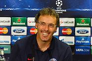 Paris Saint-Germain Press Conference 070414