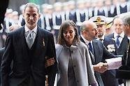 042319 Spanish Royals Attend Cervantes Awards Ceremony to Ida Vitale
