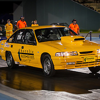 Nicholas Wroe (1114) competing in Super Street in his VP Commmodore SS.