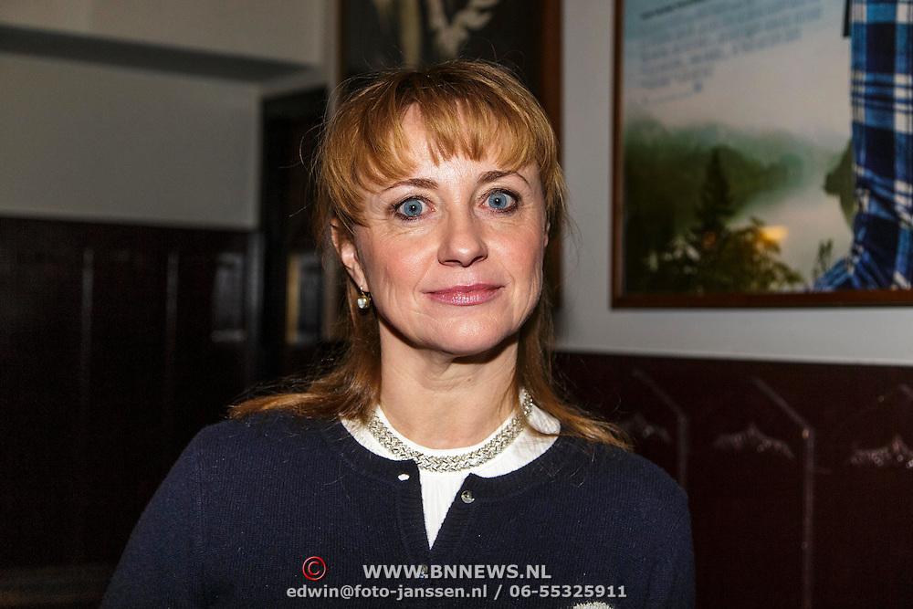 NLD/Amsterdam/20150213 - Perspresentatie 't Schaep Ahoy, Bianca Krijgsman
