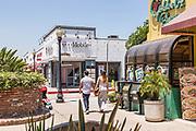 Downtown El Monte at El Monte Ave