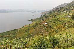 Scenic Of Lake Mutanda
