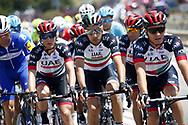 Fabio Aru (ITA - UAE Team Emirates) during the 101th Tour of Italy, Giro d'Italia 2018, stage 5, Agrigento - Santa Ninfa 152 km on May 9, 2018 in Italy - Photo Luca Bettini / BettiniPhoto / ProSportsImages / DPPI