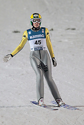 24.11.2012, Lysgards Schanze, Lillehammer, NOR, FIS Weltcup, Ski Sprung, Damen, im Bild Evelyn Insam (ITA) during the womens competition of FIS Ski Jumping Worldcup at the Lysgardsbakkene Ski Jumping Arena, Lillehammer, Norway on 2012/11/23. EXPA Pictures © 2012, PhotoCredit: EXPA/ Federico Modica