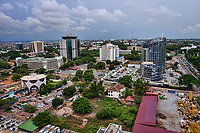 Accra City Centre buildings