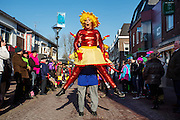 In Zevenaar wordt de jaarlijkse carnavalsoptocht gehouden. Zevenaar heet tijdens het carnaval Boemelburcht.<br />