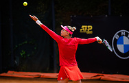 Vera Zvonareva of Russia in action during the second round of the 2021 Internazionali BNL d'Italia, WTA 1000 tennis tournament on May 12, 2021 at Foro Italico in Rome, Italy - Photo Rob Prange / Spain ProSportsImages / DPPI / ProSportsImages / DPPI