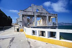 Alcatraz Social Hall & Officers Club