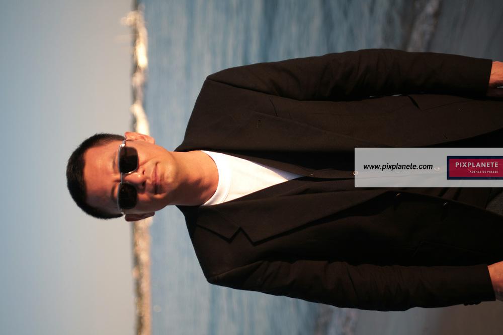 Exclusif Wong Kar wai - festival de Cannes - 19/5/2007 - JSB / PixPlanete
