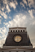 Die Herz-Jesu Kirche am Namesti Jiriho z Podebrad.