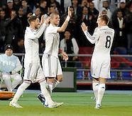 Real Madrid v Club Atlético San Lorenzo de Almagro 201214