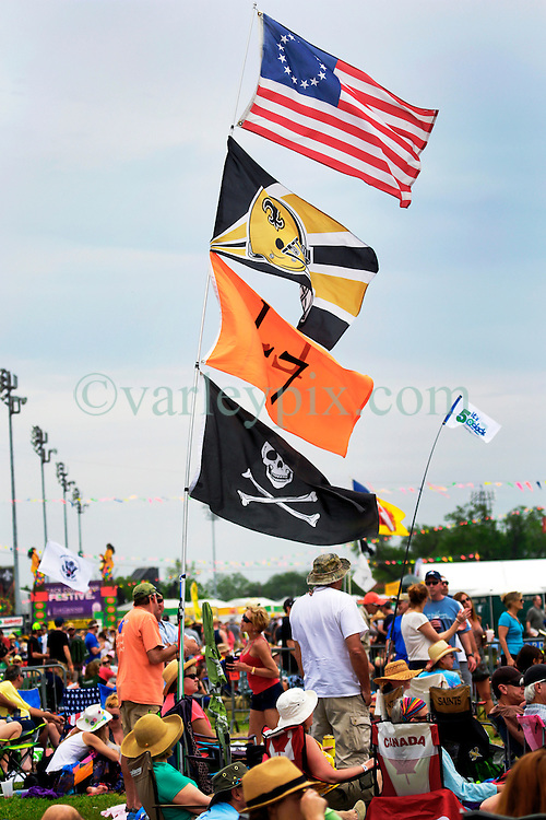 02 May 2014. New Orleans, Louisiana.  New Orleans Jazz and Heritage Festival. <br /> Photo; Charlie Varley/varleypix.com