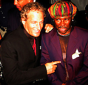 Michael Bolton &Nile Rodgers.Smock Magazine Launch Party.South Street Seaport.New York, NY.June 26, 2001.Photo By CelebrityVibe.com..