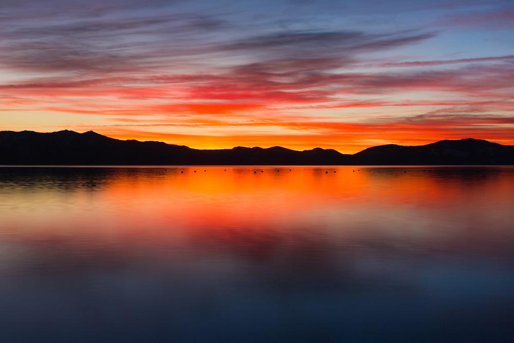 Lake Tahoe Basin. December, 2018.