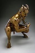 Bronze Sculpture by Richard Moore III