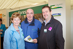 Lensmen Photographic Agency in Dublin, Ireland.<br /> The National Ploughing Championships near Athy, Co Kildare, form.Tuesday 20th – Thursday 22nd of September 2011. ...Picture were left to right;.....The National Ploughing Championships and the International Eucharistic Congress National in Ireland are celebrating their 80th anniversaries..  The National Ploughing Championships near Athy, Co Kildare, on 20.09.2011.President Mary McAleese and Simon Coveney TD, Minister for Agriculture, Food and the Marine.....President Mary McAleese, Simon Coveney,.The National Ploughing, NPA, IMAGES, www.lensmen.ie, image, it@lensmen.ie, Lensmen Photographic Agency,.