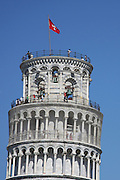Italy, Tuscany, Pisa, The famous Leaning Tower