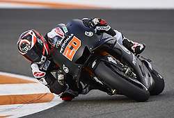 November 20, 2018 - Valencia, Spain - Fabio Quartararo (20) of France and Petronas Yamaha SRT Yamaha  during the test of the new MotoGP season 2019 at Ricardo Tormo Circuit in Valencia, Spain on 20th Nov 2018  (Credit Image: © Jose Breton/NurPhoto via ZUMA Press)