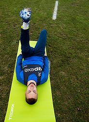 during first practice session of NK Bravo before the spring season of Prva liga Telekom Slovenije 2020/21, on January 5, 2021 in Sports park ZAK, Ljubljana Slovenia. Photo by Vid Ponikvar / Sportida
