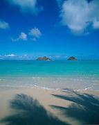 Lanikai, Oahu, Hawaii, USA<br />