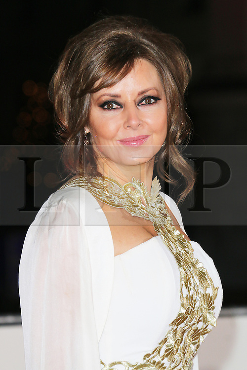 © Licensed to London News Pictures. 11/12/2013, UK. <br /> <br /> Carol Vorderman, attends A Night Of Heroes: The Sun Military Awards, National Maritime Museum, London UK, 11 December 2013. Photo credit : Richard Goldschmidt/Piqtured/LNP