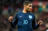 England (10) Ruben Loftus-Cheek during the Friendly match between England and Germany at Wembley Stadium, London, England on 10 November 2017. Photo by Sebastian Frej.