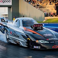 Rob Pilkington (3909) - Chevrolet Monte Carlo Top Alcohol Funny Car.