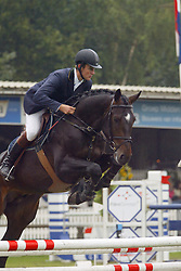 Lemmen Patrick-Twilight S<br /> KWPN Paardendagen Ermelo 2004<br /> Photo © Hippo Foto