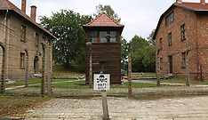 The Auschwitz-Birkenau Nazi Concentration Camps - 12 Sep 2017