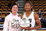 FIU Women's Basketball vs Denver (Feb 11 2012)