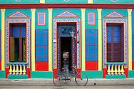 Building in Gibara, Holguin, Cuba.