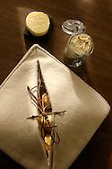 The two-Michelin star restaurant Noma in Copenhagen, Denmark. The restaurant Noma was voted the best restaurant in the world in 2010 San Pellegrino Awards, 2011 and 2012...NOT FOR COMMERCIAL USE UNLESS PRIOR AGREED WITH PHOTOGRAPHER. (Contact Christina Sjogren at email address : cs@christinasjogren.com )