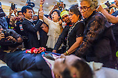 Mourning Suthin Taratin - Murdered Thai Protestor