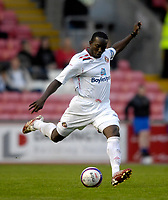 Photo: Jed Wee/Sportsbeat Images.<br /> Darlington v Sunderland. Pre Season Friendly. 18/07/2007.<br /> <br /> Sunderland's Dwight Yorke.