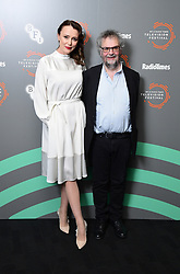 Keeley Hawes and Stephen Poliakoff during the BFI and Radio Times Television Festival at the BFI Southbank, London.