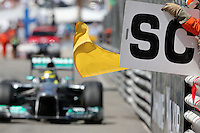 MOTORSPORT - F1 2013 - GRAND PRIX OF MONACO / GRAND PRIX DE MONACO - MONTE CARLO (MON) - 23 TO 26/05/2013 - PHOTO ALEXANDRE GUILLAUMOT / DPPI - SAFETY CAR