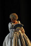 03/17/2009 -- GASTON DE CARDENAS/EL NUEVO HERALD --  Le Nozze Di Figaro -- Florida Grand Opera Production of Le Nozze di Figaro featuring Elizabeth Caballero, as the Countess.