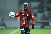 Yves Bissouma ( Lille )<br /> <br /> FOOTBALL : Lille OSC vs SCO Angers - Ligue 1 - Lille - 11/02/2017<br /> <br /> Norway only