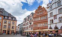TRIER (Treves) - Duitsland - binnenstad, innerstadt,   City, centrum, COPYRIGHT KOEN SUYK