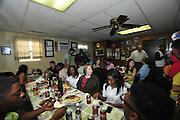 MIssissippi Women's Fund Bus trip to and visit to Midtown Teen Wellness Center in Jackson MS Thursday May 9, 2013 and The Southeast Mississippi Rural Health Initiative in Hattiesburg, MS. In addition Helen Sims CEO of the Mississippi African American Blues, Gospel and Civil Rights Society Belzoni MS.© Suzi Altman/TheOneMediaGroup