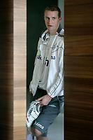 Fotball<br /> Norge trener i Tyskland foran landskampen mot Sør-Afrika<br /> Frankfurt<br /> 26.03.2009<br /> Foto: Alfred Harder, Digitalsport<br /> NORWAY ONLY<br /> <br /> Brede Hangeland