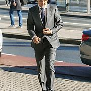 NLD/Amsterdam/20181027 - Herdenkingsdienst Wim Kok, Jesse Klaver