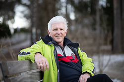 Portrait of Peter Senekovič, on 15th of February 2021 in Maribor, Slovenia. Photo: Milos Vujinovic /Sportida