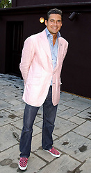 EDWARD TAYLOR at the opening party of the new Frankie's Italian Bar and Grill hosted by Frankie Dettori, Marco Pierre White and Edward Taylor at 68 Chiswick High Road, London W4 on 1st September 2005.<br /><br />NON EXCLUSIVE - WORLD RIGHTS