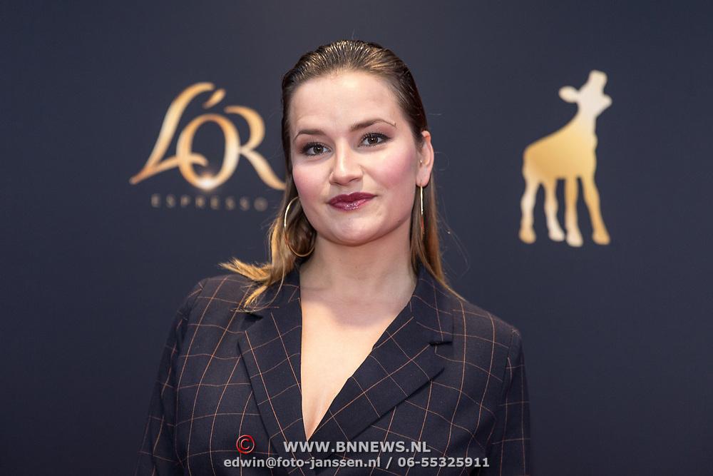 NLD/Utrecht/20181005 - L'OR Gouden Kalveren Gala 2018, Barbara Sloesen