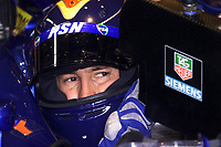 22.11.2001 Paris, Frankreich,<br />Das Formel-1-Team von Ex-Weltmeister Alain Prost steht vor dem Bankrott. Damit schwinden die Chancen von  Heinz Harald Frentzen (Archivfoto) nŠchstes Jahr weiterhin in der Formel 1 zu fahren. © Jerg/Digitalsport