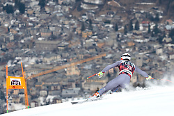 26.12.2017, Stelvio, Bormio, ITA, FIS Weltcup, Ski Alpin, Abfahrt, 1. Training, Herren, im Bild Maxence Muzaton (FRA) // Maxence Muzaton of France in action during 1st practice for the mens Downhill of FIS Ski Alpine Worldcup at the Stelvio course, Bormio, Italy on 2017/12/26. EXPA Pictures © 2017, PhotoCredit: EXPA/ Johann Groder