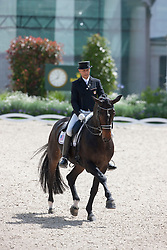 Peters Steffen (USA) - Ravel<br /> World Equestrian Festival, CHIO Aachen 2011<br /> © Dirk Caremans