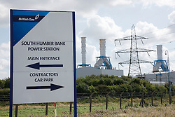 South Humber Bank gas-fired 1260 MW power station, near Grimsby